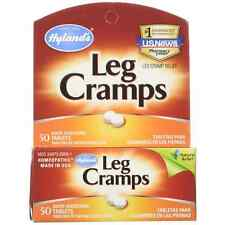 Hyland's Leg Cramps Quick Dissolving Tablets 50 ea (Pack of 9)