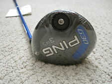 NEW! PING G30 14.5* 3 WOOD PING TFC 419 SENIOR SR FLEX w/ HEAD COVER & TOOL