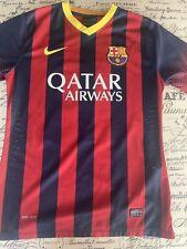 Neymar JR #11 Barcelona Home Jersey 2013/2014