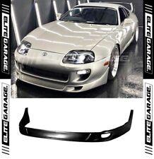 1993-1998 Toyota Supra Greddy Style - Front Bumper Lip Splitter 2JZ PU