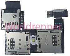SD Dual SIM Flex Lector Tarjetas Memória Memory Reader Motorola Moto G 2nd Gen