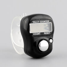 CONTADOR DIGITAL CUENTA PERSONAS MANUAL TALLY COUNTER VISITAS EXCURSIONES GOLF