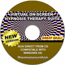 Virtual Hypnotist Simulation Software – ProfessionalHypnotherapy On Your PC