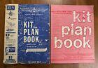 Academy of Model Aeronautics Kit Plan books Vol One And Two Vintage