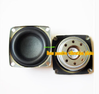 "2""inch Bass radiator Passive Speaker vibrating plate Diaphragm Strengthen woofer"