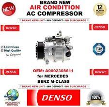 DENSO New Air Condition AC COMPRESSORE OEM: A0002308611 per MERCEDES BENZ CLASSE M