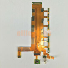Main Flex Cable Power Volume Button Microphone Motor for Sony Xperia Z3