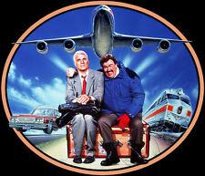 80's John Hughes Classic Planes, Trains & Automobiles Poster Art custom tee