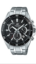 CASIO EDIFICE  Watch  EFR-552D-1A  Stainless Steel 100m  Men's Watches  EFR552
