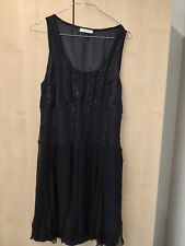 Promod Abendkleid  Schwarz   Größe 40