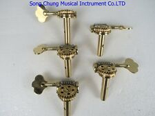 High quality double bass 5strings machine head pegs 4/4&3/4,Germany style