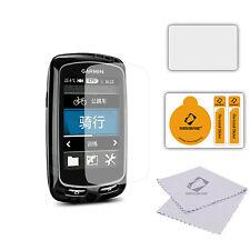3 x anti scratch protections d'écran pour Garmin Edge 810-garde de couverture brillant