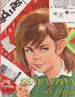 SBARAZZINA DI PAPA' di E. Martinez -  La Sorgente 1966 - illustrato a colori