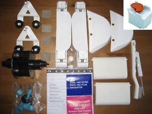 Hayward Navigator Ultra Pool Vac Pool Kit Gearbox VINYL TILE FIBERGLASS