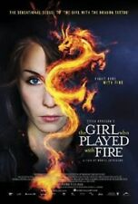 THE GIRL WHO PLAYED WITH FIRE - NEW!!