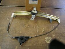 NOS OEM Ford 1990 1993 Lincoln Town Car Window Regulator 1991 1992 Left Rear