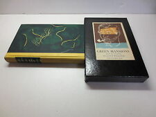 Green Mansions W. H. Hudson illustrated E. Mcknight Kauffer with slipcase 1944