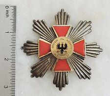 Colombia Order of Merit Star De Bogata