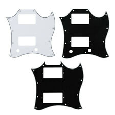 3Ply SG Full Face Pickguard Scratch Plate Pick Guard with Screws for SG Guitar