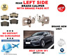 FOR SEAT LEON 5F1 2013->on REAR AXLE LEFT HAND SIDE BRAKE CALIPER WITH PADS SET