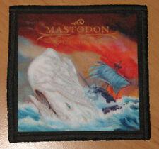"MASTODON ""LEVIATHAN"" silk screen PATCH"