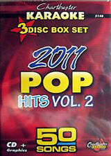 Pop 2011 50 Song Pack Chartbuster Cb5148
