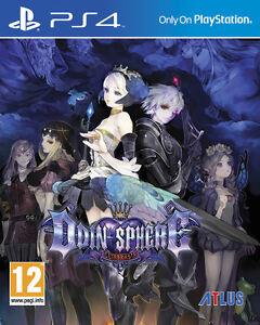 Odin Sphere Leifthrasir (PS4) - BRAND NEW & SEALED UK PAL