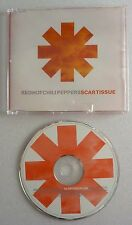 RED HOT CHILI PEPPERS SCAR TISSUE CD Single PROMO