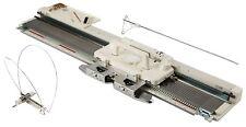 Silver Reed grueso de género de punto de tarjetas perforadas SK 155 Totalmente Nuevo