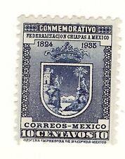 Mexico,Scott#722a,10 cents,unwmk,MNH,Scott=$125
