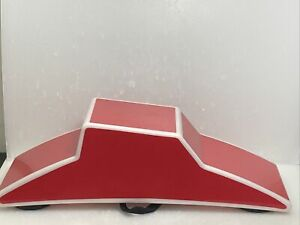 PIZZA HUT HTH Car Roof TOPPER Delivery Sign~Light Up~Magnetic~W/O Cord