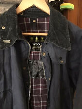 barbour bedale uomo trench