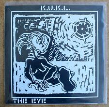 "K.U.K.L - ""The Eye"" LP NEW Bjork anarcho punk, One Little Indian, Crass"
