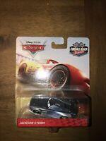 Disney Pixar Cars Jackson Storm Ignitr Fireball Beach Racers Series Mattel 1:55!
