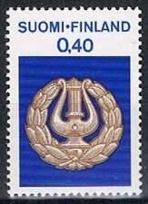 Finland postfris 1968 MNH 653 - Studenten Vereniging