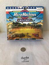 Military Micro Machines World War 1 #17 NEW 1999 Classic Series