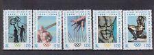 vatican city 1996 Sc 1011,set MNH cent.of modern olympic games   g1984