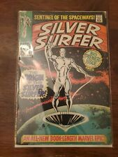 Silver Surfer 1 2.5- 3.5 Origin of Silver Surfer NOT CGC NOT SIGNED BY Stan Lee