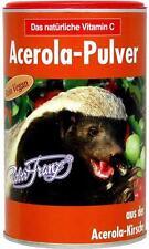 Robert Franz Vitamin C Acerola Pulver 175g - Natürliches Vitamin C