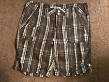 Ladie Clockhouse Shorts Size 12