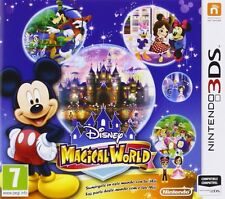 DISNEY MAGICAL WORLD 3DS NUEVO PRECINTADO TEXTOS EN CASTELLANO NDS3