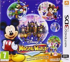 DISNEY MAGICAL WORLD 3DS NUEVO PRECINTADO TEXTOS EN CASTELLANO NDS3