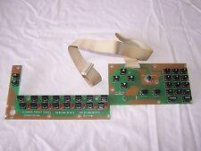 Kurzweil K2000r/K2500r Front Switch Panel