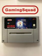 Another World Super Nintendo SNES, Supplied by Gaming Squad Ltd