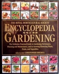 Royal Horticultural Society Gardeners' Encyclopedia of Plants and Flowers-Chris