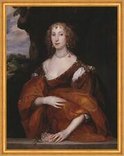 Portrait of Mary Hill, Lady Killigrew Anthonis van Dyck adel mujeres B a1 00560