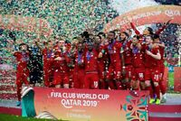 Liverpool FC Fifa World Club Champions 2019 Doha Qatar Photograph Picture Print