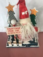 """Christmas Holiday """" Greenthings From The North Pole � Rare Vintage Ships N 24h"""