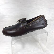 Sperry Top-Sider Men's Hamilton II Venetian Slip-on Loafer Amaretto Size 13M NEW