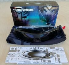 Oakley Gascan,Transformers Dark Of The Moon Limited Edition 3D Glasses, NIB!